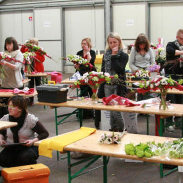 Formation art floral Sodif Chalon