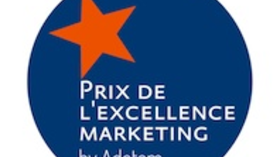 prix de l'excellence marketing by ADETEM